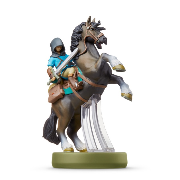 Link Cavalier visible sur amiibo-collection.com