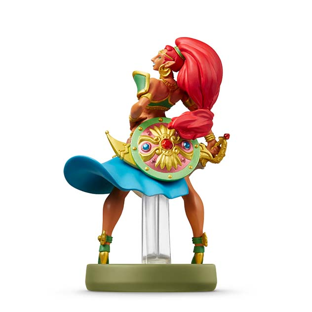 image de l amiibo Urbosa visible sur amiibo-collection.com