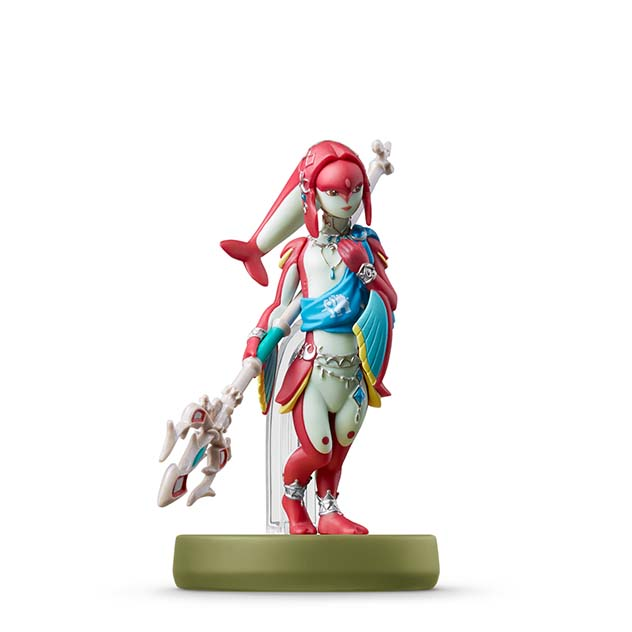 image de l amiibo Mipha visible sur amiibo-collection.com