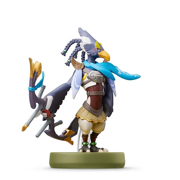 image de l amiibo Revali visible sur amiibo-collection.com