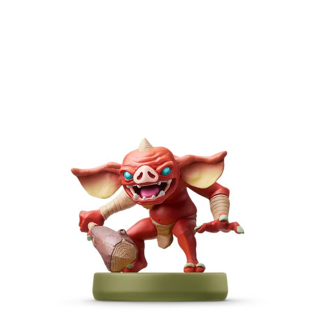 image de l amiibo Bokoblin visible sur amiibo-collection.com