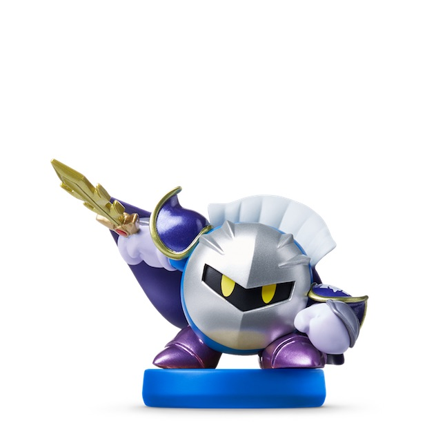 image de l amiibo Meta Knight visible sur amiibo-collection.com