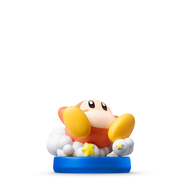 image de l amiibo Waddle Dee visible sur amiibo-collection.com