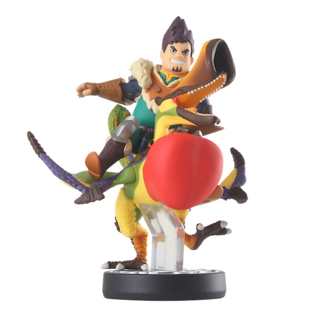 image de l amiibo Dan et Qurupeco visible sur amiibo-collection.com
