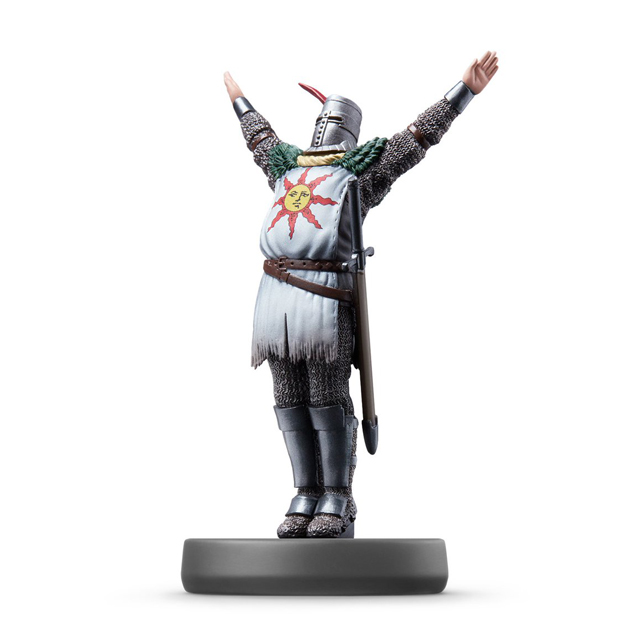 Solarius d'Astora visible sur amiibo-collection.com