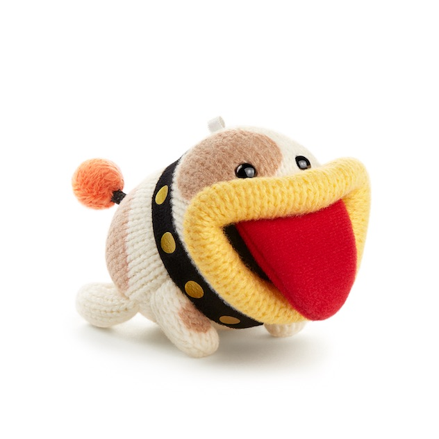 image de l amiibo Poochy visible sur amiibo-collection.com