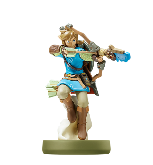 Link Archer visible sur amiibo-collection.com