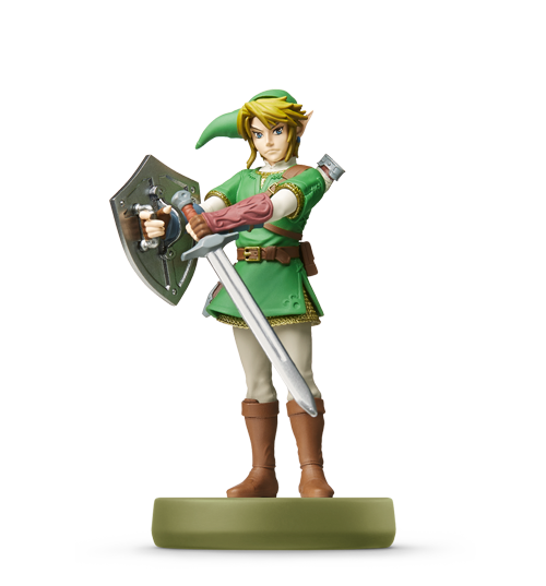 Link - Twilight Princess visible sur amiibo-collection.com