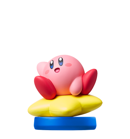 Kirby visible sur amiibo-collection.com