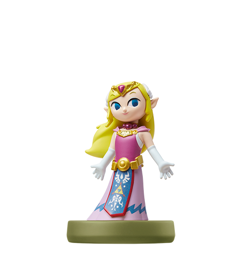 Toon Zelda - The Wind Waker visible sur amiibo-collection.com