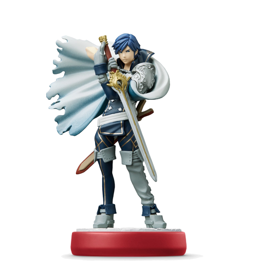 amiibo Chrom collection Fire Emblem