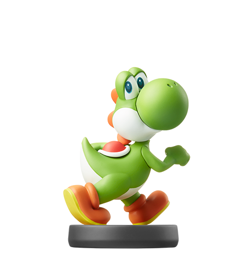 Yoshi™ visible sur amiibo-collection.com