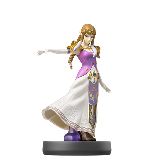 Zelda™ visible sur amiibo-collection.com