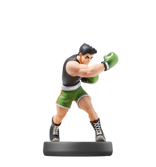 Little Mac visible sur amiibo-collection.com