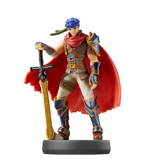 Ike visible sur amiibo-collection.com
