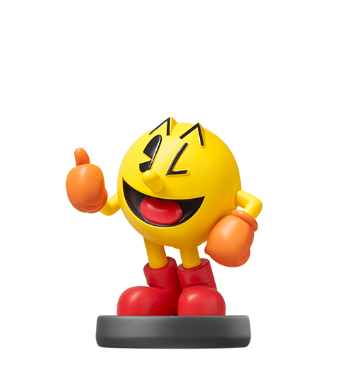 PAC-MAN™ visible sur amiibo-collection.com