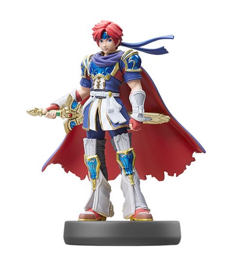 Roy visible sur amiibo-collection.com