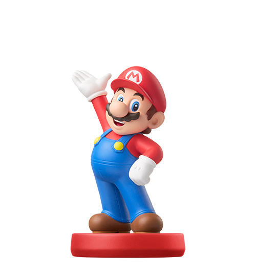 Mario™ visible sur amiibo-collection.com