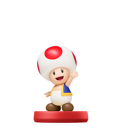 Toad visible sur amiibo-collection.com