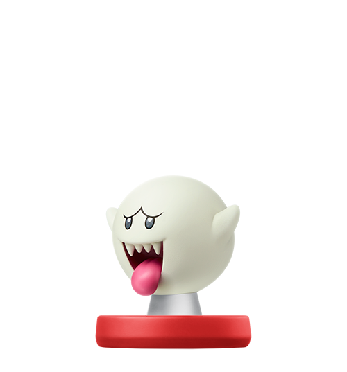 Boo visible sur amiibo-collection.com