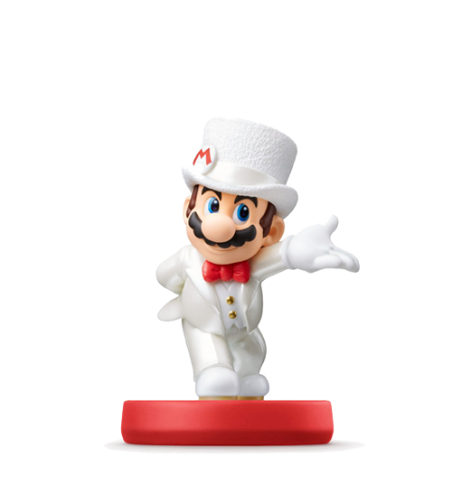 Bowser (Wedding Outfit) visible sur amiibo-collection.com