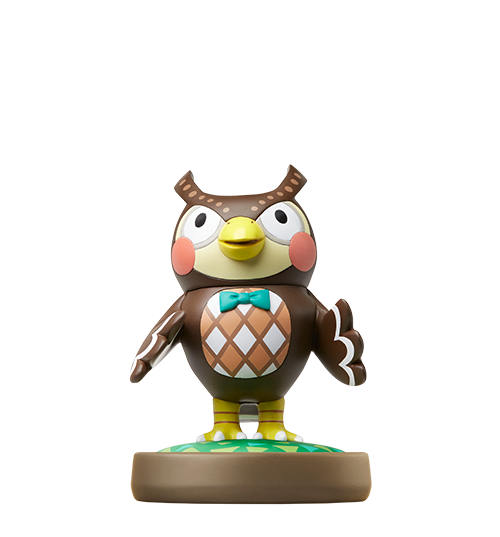 Thibou visible sur amiibo-collection.com