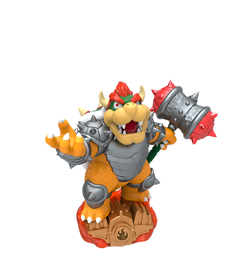 Hammer Slam Bowser visible sur amiibo-collection.com