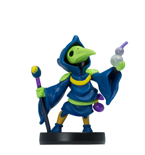 amiibo Plague Knight