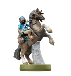 link-cavalier-collection-the-legend-of-zelda visible sur amiibo-collection.com