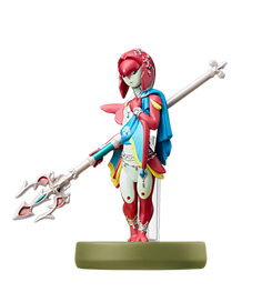 mipha-collection-the-legend-of-zelda visible sur amiibo-collection.com