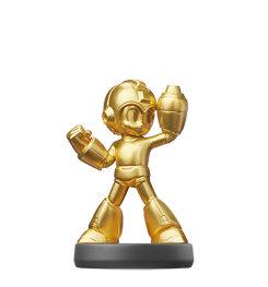 megamangold visible sur amiibo-collection.com