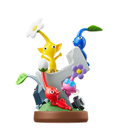 pikmin-collection-pikmin visible sur amiibo-collection.com
