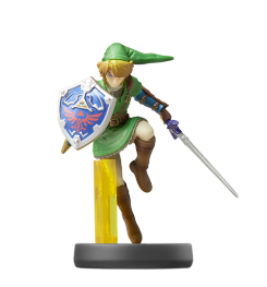 link-collection-super-smash-bros visible sur amiibo-collection.com