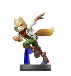 Visuel de l Amiibo Fox Mc Cloud