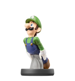 luigi-collection-super-smash-bros visible sur amiibo-collection.com