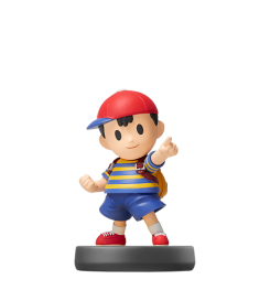 ness-collection-super-smash-bros visible sur amiibo-collection.com