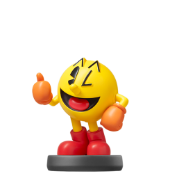 pac-man-collection-super-smash-bros visible sur amiibo-collection.com