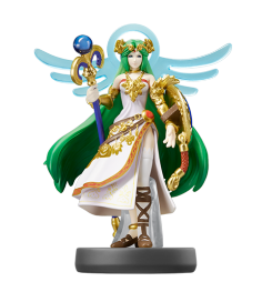 palutena-collection-super-smash-bros visible sur amiibo-collection.com