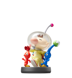 pikmin-et-olimar-collection-super-smash-bros visible sur amiibo-collection.com