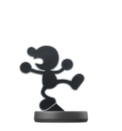 Visuel de l amiibo Mr. Game & Watch