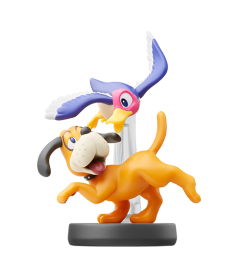 Visuel de l Amiibo Duck Hunt