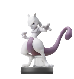mewtwo-collection-super-smash-bros visible sur amiibo-collection.com