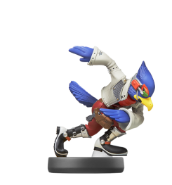 falco-collection-super-smash-bros visible sur amiibo-collection.com