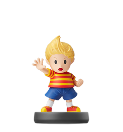 lucas-collection-super-smash-bros visible sur amiibo-collection.com