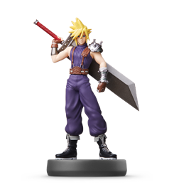 Visuel de l Amiibo Cloud