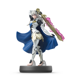 corrin-joueur-2collection-super-smash-bros visible sur amiibo-collection.com