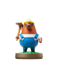 resetti-collection-animal-crossing visible sur amiibo-collection.com