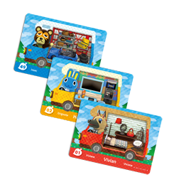 Visuel de l amiibo Animal Crossing Cards
