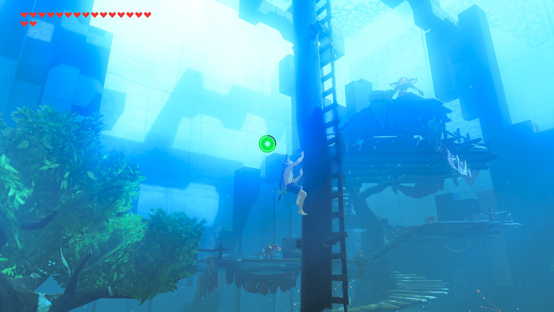 Zelda Breath Of The Wild Contenu Complet Du Premier Dlc