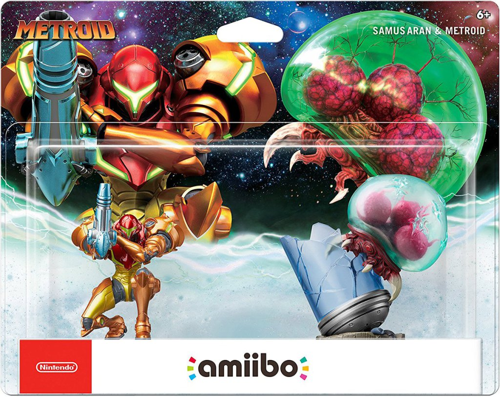 Bi pack us amiibo metroid
